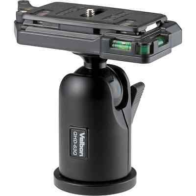 Velbon QHD-63Q Ball And Socket Tripod Head With Quick Release