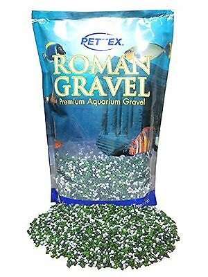 Pettex Roman Gravel Aquatic Roman Gravel 2 Kg Verde Green Mix