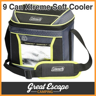 Coleman 9 Can Xtreme Soft Cooler Bag Esky