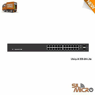 Ubiquiti Managed Gigabit Switch with SFP ES-24-LITE