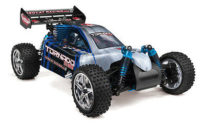 RedCat Racing New Tornado S30 4X4 Nitro RC Car RTR Offroad 4WD Buggy 1/10 Scale