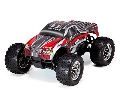 RedCat Racing New Volcano S30 4X4 Nitro RC Car RTR Offroad 4WD Truck 1/10 Scale