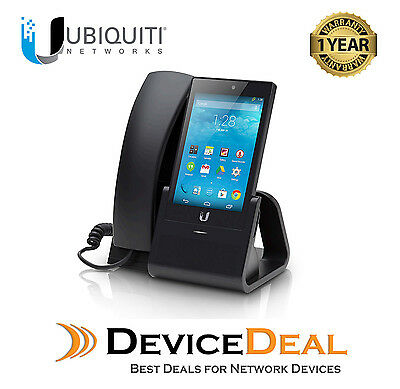 Ubiquiti Networks UniFi UVP-PRO Enterprise VoIP Phone with Touchscreen