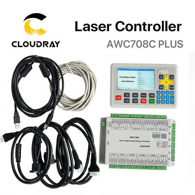 Trocen Anywells AWC708C PLUS CO2 Laser Controller System Replace AWC608C