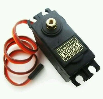 MG995 TowerPro metal gear Servo for RC Plane Helicopter Car Boat robotic