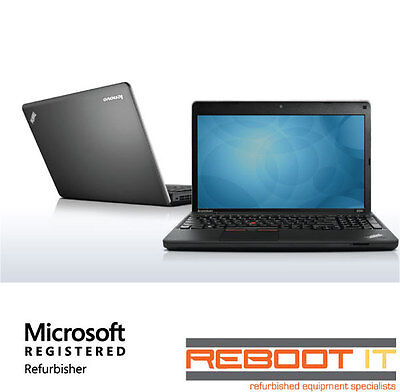 Lenovo ThinkPad Edge E530 Core i5 3230M 2.6GHz 4GB 500GB Win 8.1 15.6""