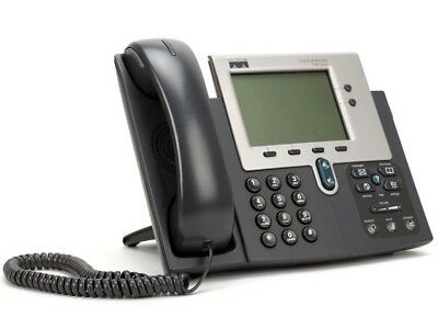 Business-Serie ● Cisco IP Phone 7941G Serie ● VoIP Telefon ● Geprüft ● Gereingt