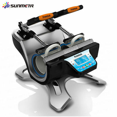 Double Station Mug Transfer Heat Press Transfer Machine Sublimation Printing