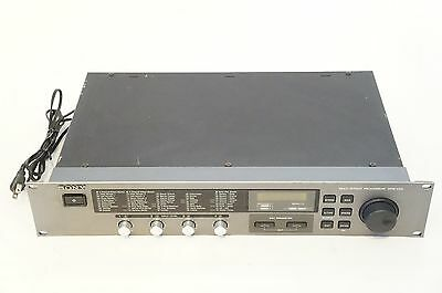 SONY DPS-V55 Multi Effects Processor Worldwide Shipment