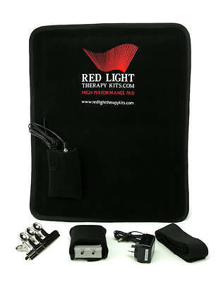 Red Light Therapy High Performance Single Pad System for chronic pain
