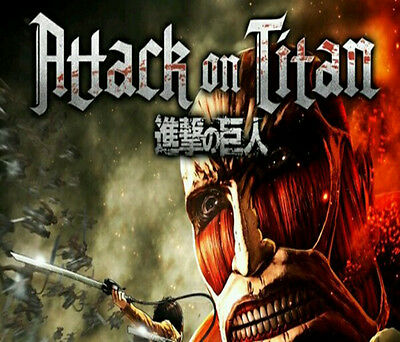 Attack on Titan / A.O.T. Wings of Freedom [Steam] [PC] [UK/EU/US/AU/Global]