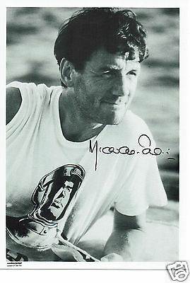 Michael Palin TV and Film Actor Presenter  Hand Signed Photograph 9 x 6