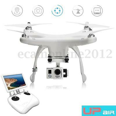 UP Air UPair One 5.8G FPV 2K &4K 24FPS HD Cámara con 2-Ejes Gimbal RC Quadcopter
