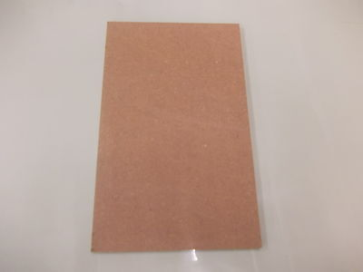 Valchromat Coloured Wood 420 x 297 x 8mm A3 Brown Board Sheet DIY  Panel