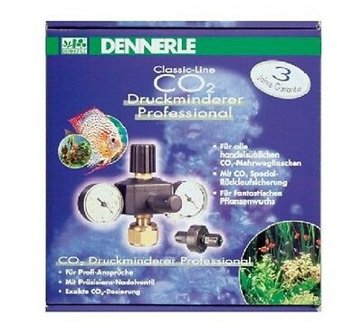 Dennerle Druckminderer CO2 Classic Line Professional