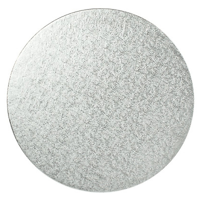 Round Foil Cake Boards 25cm Cake Decoration Party Birthday Wedding Xmas BULK