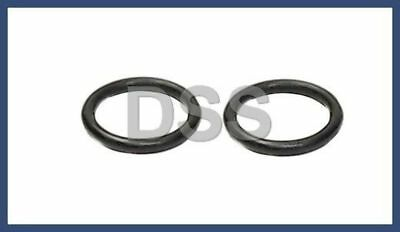 GENUINE o-ring gasket new set 2 Porsche 955 957 in-tank fuel pump SEAL L+R