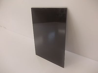 3 mm Black Translucent A6-A5-A4-A3 Perspex Acrylic sheet (923 neutral)