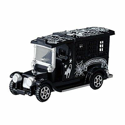 Tokyo Disney x Tomica Mickey Vampire Police wagon 2016 Halloween Limited Ver.