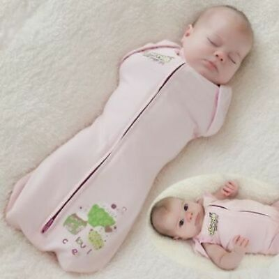 Customer Returned Woombie Convertible Baby Swaddle ~ Choose Size & Color