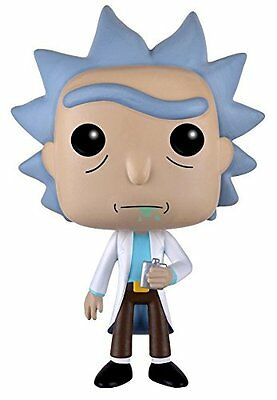 Funko Rick And Morty POP Rick Vinyl Figure