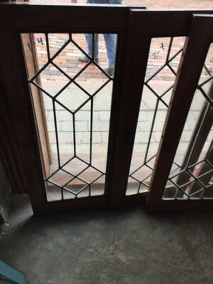 Sg8814 Available Price Separate Leaded Glass Window
