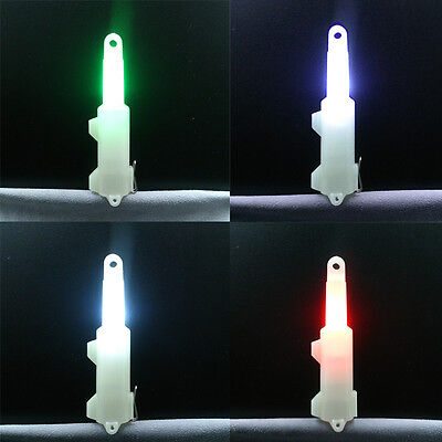 LED Best Underwater Noctilucent Fishing Flashing Light Bait Lure Squid Strobe to