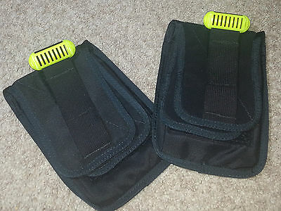 2 Universal BC Weight Pockets Fits Sherwood, Sea Quest, Oceanic, Scbuapro & more