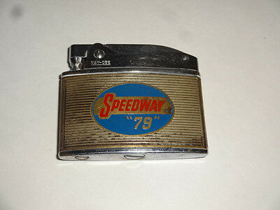 Early Speedway 79 Gasoline Gas Lighter