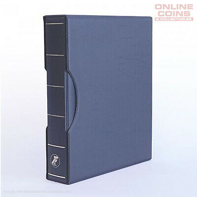 Renniks Album/Slipcase Black - For Coins Banknotes and Stamps