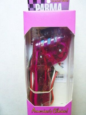45 ohm Parma HO Plus Slot Car Controller ~ New Wine Red