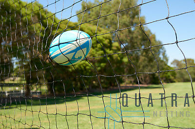 Barrier Netting for Footballs - 3m x 5m  - FREE SHIPPING