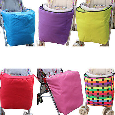Winter Baby Stroller Foot Cover Windproof Hood Socks Cotton Rain Cover Footmuffs