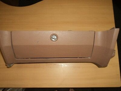 Holden Hj Hx Hz Wb glove box complete with lid and lock