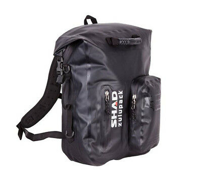 Shad 35L Waterproof Motorcycle Rear Rack Bag Pack