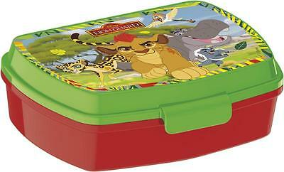 Disney The Lion Guard Sandwich Lunch Snack Box Ideal For School