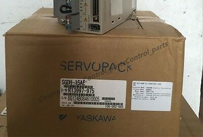One New Yaskawa Servo Drives SGDH-15AE SGDH15AE