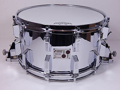 Sonor Phonic / Signature Snare HLD 528 14x8 Vintage  Made in Germany  TOPZUSTAND