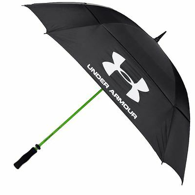 "Under Armour 2016 Storm 68"" Double Canopy Mens Golf Umbrella"