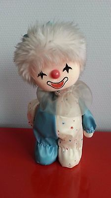 pantin clown musical super mignon de 1986