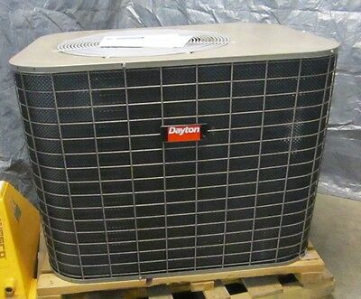 "34"" Heat Pump Condensing Unit 4 Ton 13 Cooling SEER 460V 3 Phase 48000BtuH"