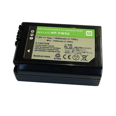 Dorr NP-FW50 Lithium-Ion Rechargeable Battery Pack for Sony A7 Cameras etc