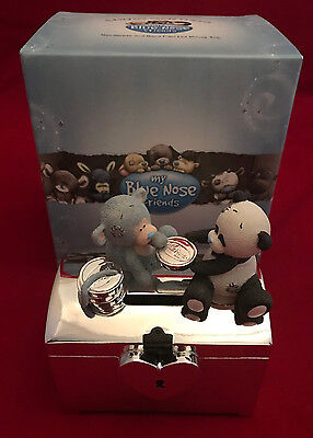 Me To You Bear Tatty Teddy Blue Nose Friends Money Box Chest Gift