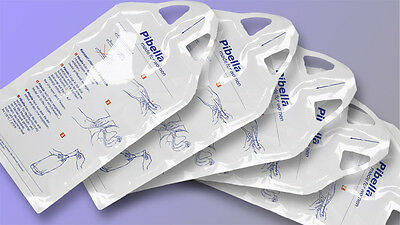SWISS Pibella Comfort Urination Bag Set/5/Car/Travel/Bed/Wheelchair LO$GUARANTEE