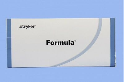 375-544-000: Stryker Formula Blade 4.0mm Aggressive Plus (box of 5) (in-date)