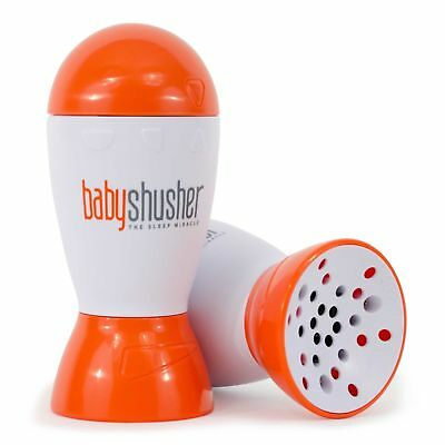 BABY SHUSHER - 100% Genuine Miracle Baby Soother Sleeping Aid **FREE DELIVERY**