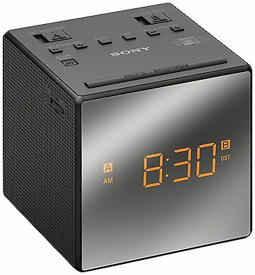Sony ICF-C1T FM/AM Clock Radio/Black- NEW open box ICF C1T--SALE!!!