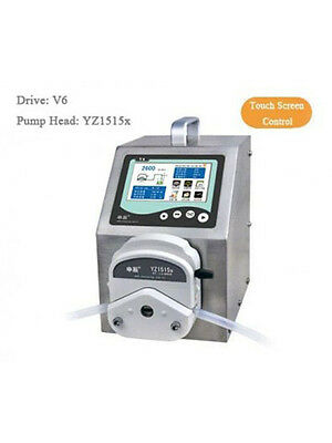 Peristaltic Pump V6 YZ1515x 0.007 - 2280 ml/min per channel 1 Channel