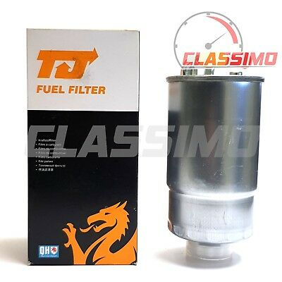 Diesel Fuel Filter for VAUXHALL CORSA D 1.3 CDTi 75 & 90 - 2006 to 2010 - TJ  QH