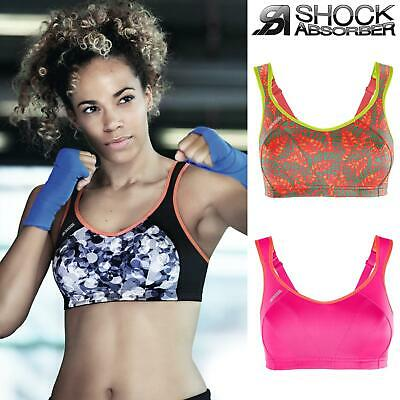 Shock Absorber Multi Sports Max Support Sports Bra30-40 D-HH Womens